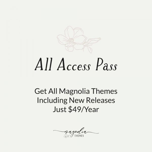 All Access Pass - All WordPress Themes Product Image